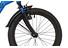 s'cool XXlite 18 Lapset lasten polkupyörä , sininen/musta